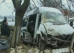 Ровно: автокатастрофа