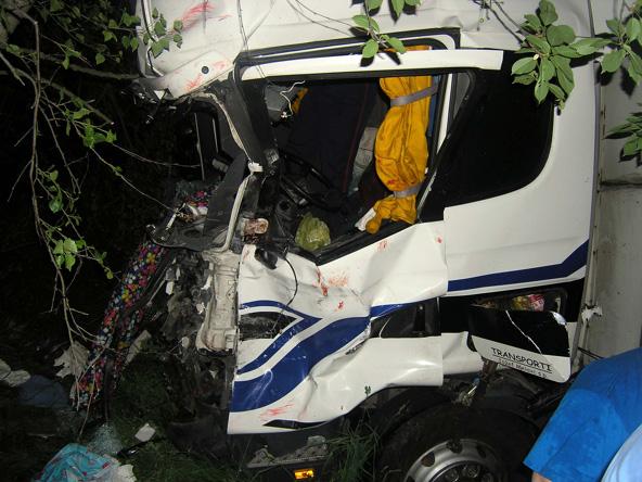 Фура, аварія Рівне-Київ