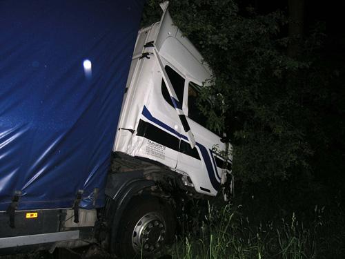 аварія біля Житомира