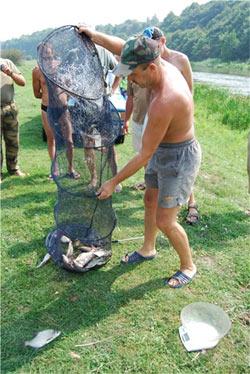 Рыбалка соревнования