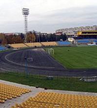 Стадіон Рівне